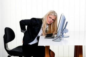Офисный синдром